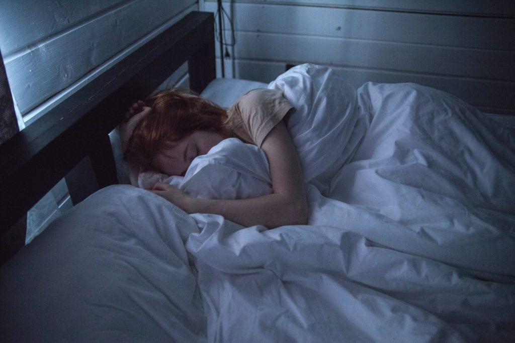 Dlaczego nie mogę się wyspać