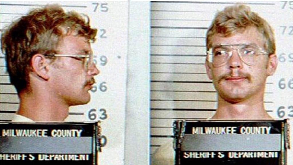 zabójca Jeffrey Dahmer