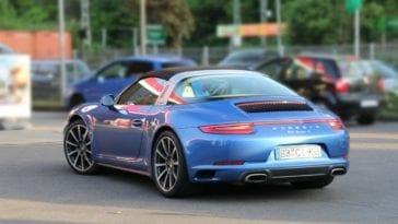 luksusowe auto