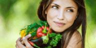 wpływ diety na wygląd