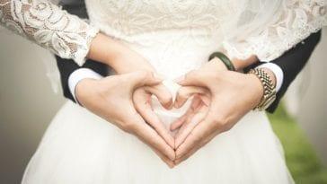 trendy ślubne