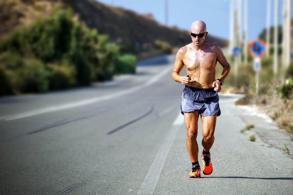 bieganie na ulicy